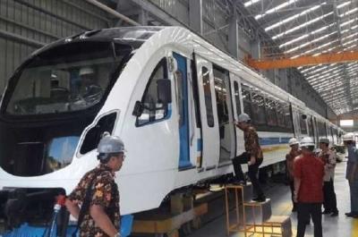 Ayo, Berwisata ke Palembang, Naik Kereta Cepat Semarakkan Asian Games 2018