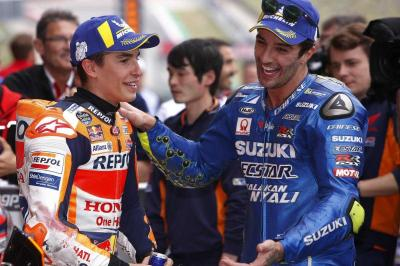 Marquez Juara MotoGP seri Austin, Valentino Rossi tak Berkutik