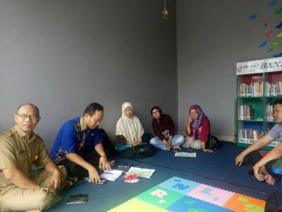 Wirausaha UMKM OK Oce Kecamatan Palmerah Gelar Kopdar