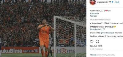 Abdul Idol, Netizen, dan Isu Pindahnya Marko Simic ke Besiktas