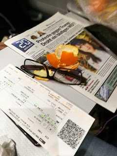 Status Perjalanan (19), Lupakan Tiket Promo, Batalkan Ryanair