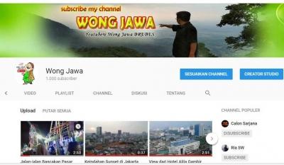 Target 1000 Subscriber Channel Youtube Sudah Tercapai