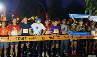 Mandiri Jogja Marathon 2018, Cara Lestarikan Budaya dalam Balutan Pesta Olahraga