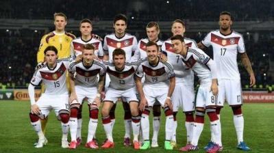 Hubungan Unik Timnas Jerman dan Patah Hati