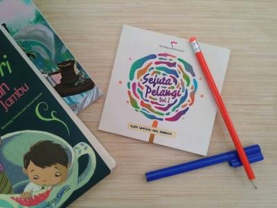 Album Sejuta Pelangi Hadir untuk Anak Indonesia