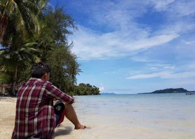 Pulau Poncan, Pulau Pribadi Bersama