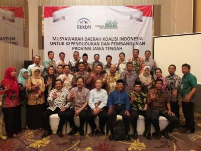 Kemungkinan Ancaman Bonus Demografi (Refleksi Hasil Pertemuan KK Kabupaten dan Kota di Jawa Tengah)