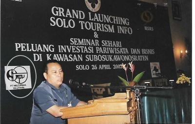 Hari ini 15 Tahun Silam, Wisata Solo dan Dullah Laut
