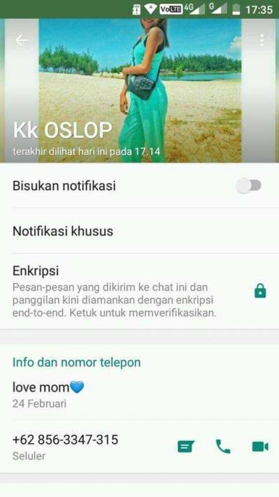 Waspadai Pedagang Online di Grup Whatsapp