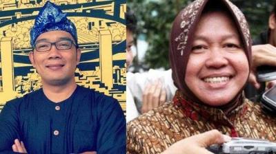 Bisakah Ridwan Kamil dan Bu Risma Menjadi Presiden Seperti Jokowi?