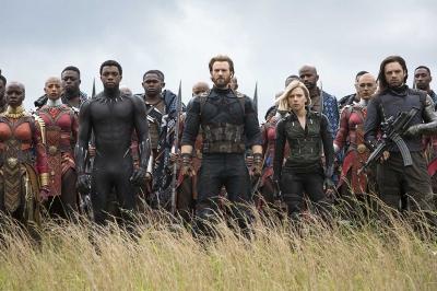"""""""Avengers: Infinity War"""", Memesona Mengharukan [Bukan Review]"""
