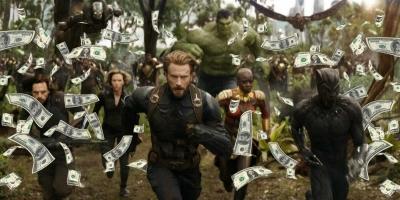 """Strategi Marketing Marvel yang Sukses Membangun """"Hype"""""""