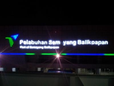 Berlayar dari Pulau Kalimantan Timur Menuju Jawa Timur