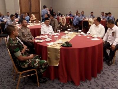 Forkopimda Kota Mojokerto Gelar Rakor Menjelang Perhelatan Pilkada 2018