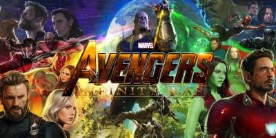 """""""Golden Scene"""" pada Film Infinity War - Marvel"""