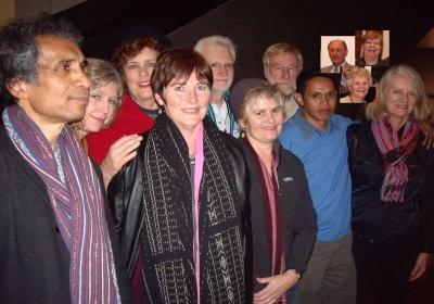 Balthasar Kehi Manek, BA STFT MA, M.Phil, PhD Antropolog Tetum dan Dosen di University of Melbourne