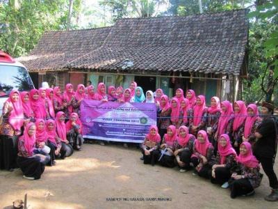 Kartini Membumi bersama Kampoeng Batara, Banyuwangi, Jawa Timur