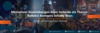Memahami Keseimbangan Alam Semesta ala Thanos, Refleksi Avengers Infinity Wars