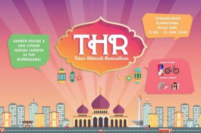 Satu Ramadan Bercerita, Tebar Kisah dan Hikmah Sebulan Penuh