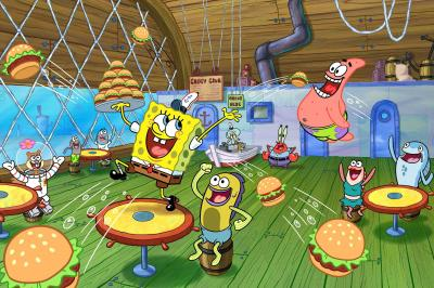 Mengenal Kepribadian Manusia melalui Serial Spongebob Squarepants