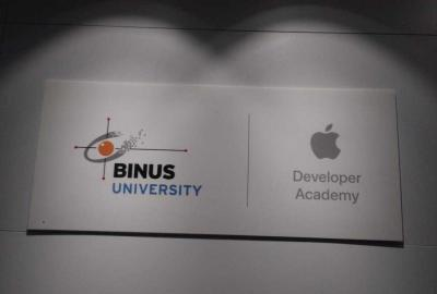 Apple Menggandeng Binus University Mencetak Developer Lokal