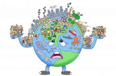Bumi sebagai Ibu dan Rumah Bersama yang Perlu Uluran Tangan