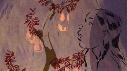 """The Girl Without Hands"", Animasi Fantasi dengan Coretan Tak Lazim"