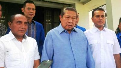 Restu SBY Membuat Perjuangan Djarot di Pilgub Sumut Kian Berat