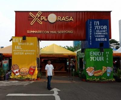 Nikmatnya Kuliner Masa Kini di XploRasa, Mudah Transaksinya dengan Kartu Debit Danamon
