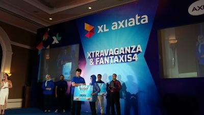 XL Undi Pemenang Program