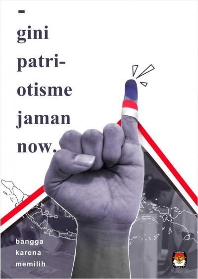 Interpretasi Poster Kampanye Pemilu