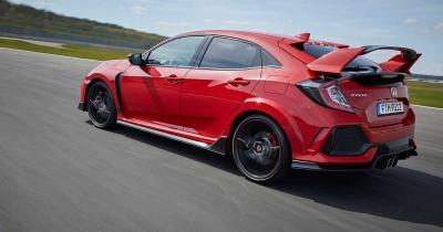 Honda Civic Type R Pecahkan Rekor Baru di Sirkuit Perancis