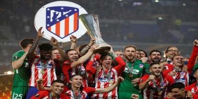 Marseille Antiklimaks, Atletico Madrid Keluar sebagai Juara