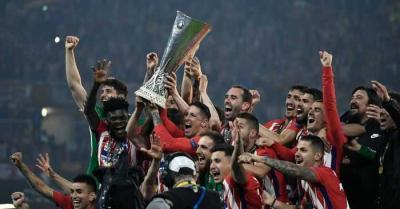 Habitat Atletico Madrid Bukan di Europa League