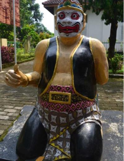 Mengenal Tokoh Bawor, Maskot Kabupaten Banyumas