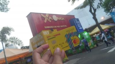 Pengalaman Pertama Explore Kuliner di Xplorasa SMS dengan Transaksi Kartu Debit Danamon