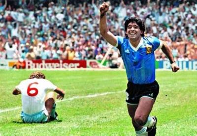 Maradona Saat Ini adalah Seorang Presiden