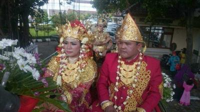Pembacaan Teks Pancasila sebagai Mahar Pernikahan