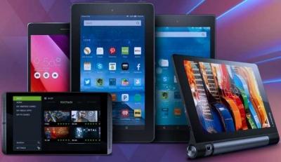 Pasar Tablet Lesu, Laptop