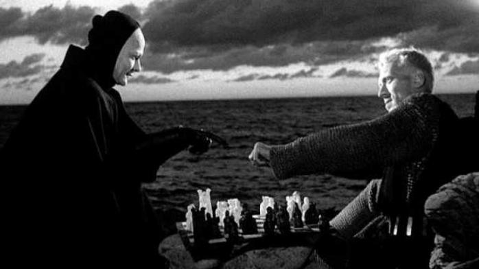 The Seventh Seal, Beradu Catur dengan Kematian