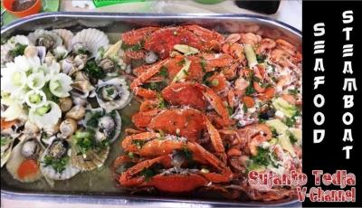 Wisata Kuliner Batam, Fresh Seafood