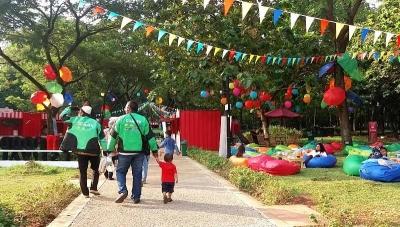 Kulineran di GBK Go Food Festival Bikin Happy