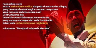 Kebangkitan Nasional Tanpa Radikalisme Tak Berujung Merdeka