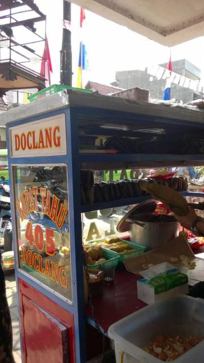 Yuk, Mampir di Kupat Tahu 405 Doclang, Bogor
