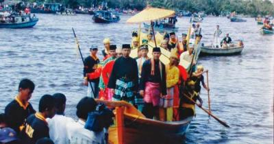 Robo-robo, Ritual Silaturahim Etnis Melayu di Kalimantan Barat