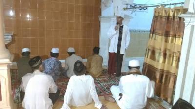 Dandim 0806/Trenggalek Laksanakan Safari Ramadhan Dengan Tarawih Keliling