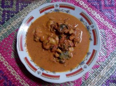 Menikmati Masakan Tradisional Kalio Lokan, Mengundang Rindu kepada Emak
