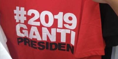 Seberapa Kuatkah Kaos #2019GantiPresiden?