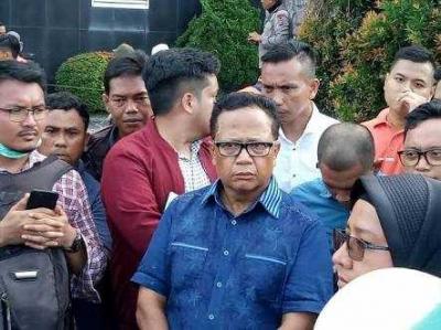 Tunggakan Pajak Pengusaha Sukses asal Padang