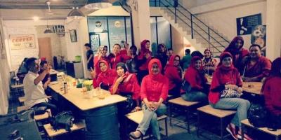 Tim Instruktur Senam Hasanah - OKE Gelar Buka Puasa Bersama